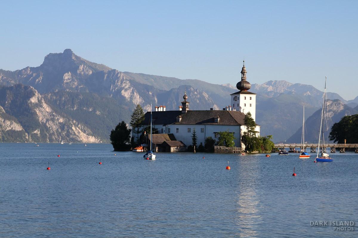 Castle Orth in Upper Austria