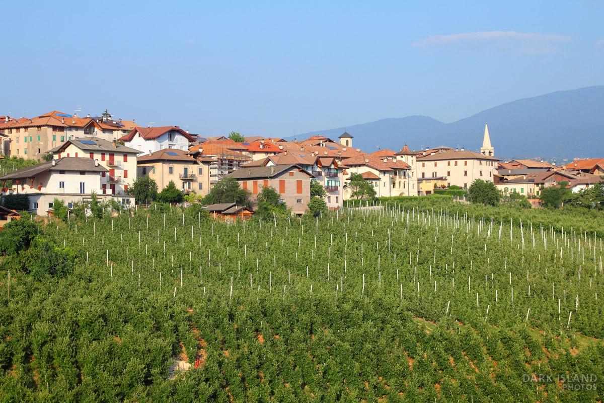 Revo in Val di Non, Italy
