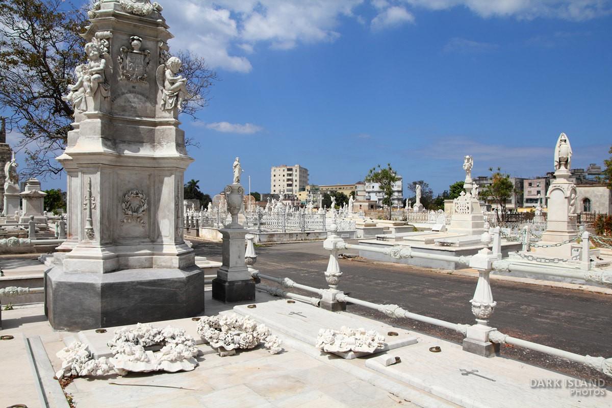 Christopher Columbus Cemetery, Havana, Cuba