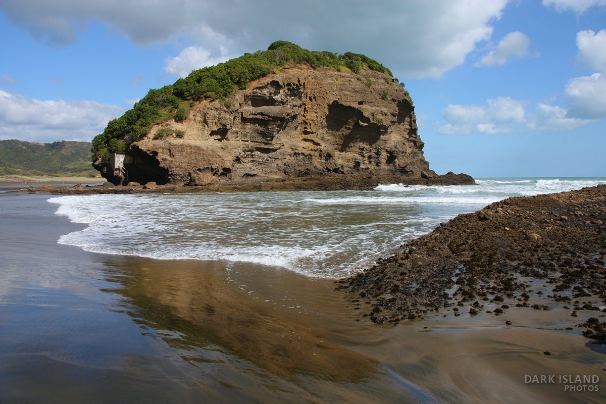 Bethells Beach in New Zealand