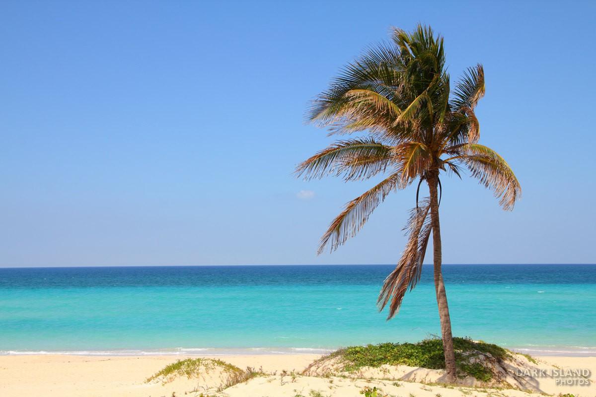 Playas del Este in Havana, Cuba