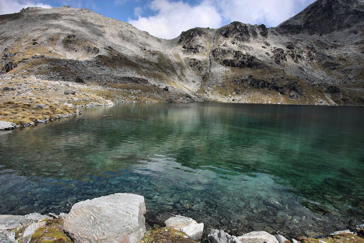 Lake Alta, Remarkables, New Zealand