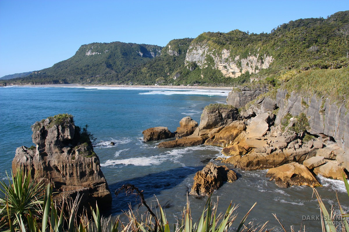 Paparoa National Park in New Zealand