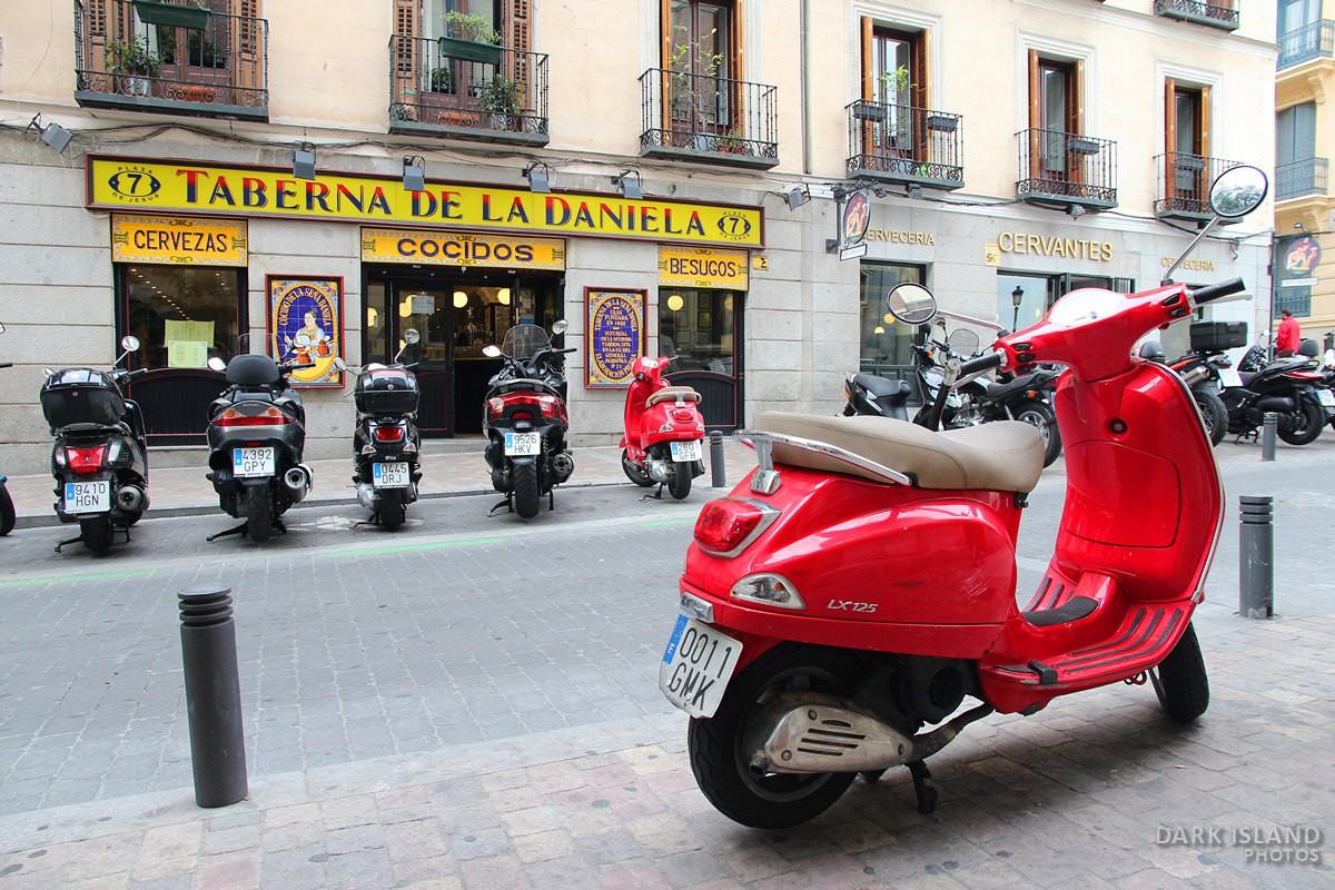 Taberna de la Daniela, Madrid, Spain